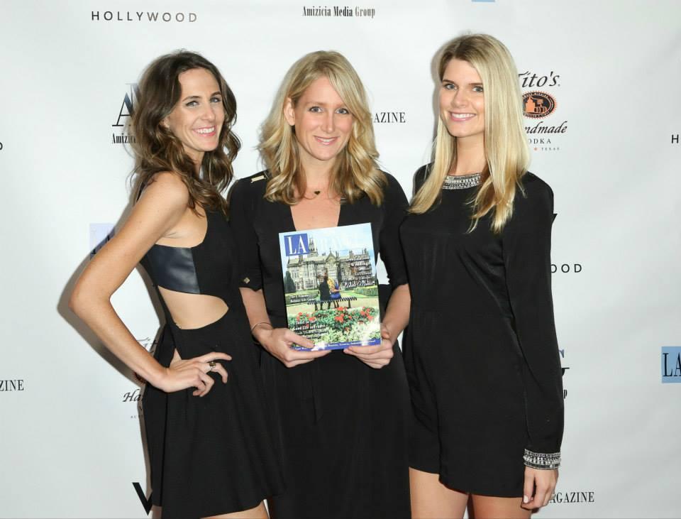 LA Travel Magazine Holiday Issue Launch