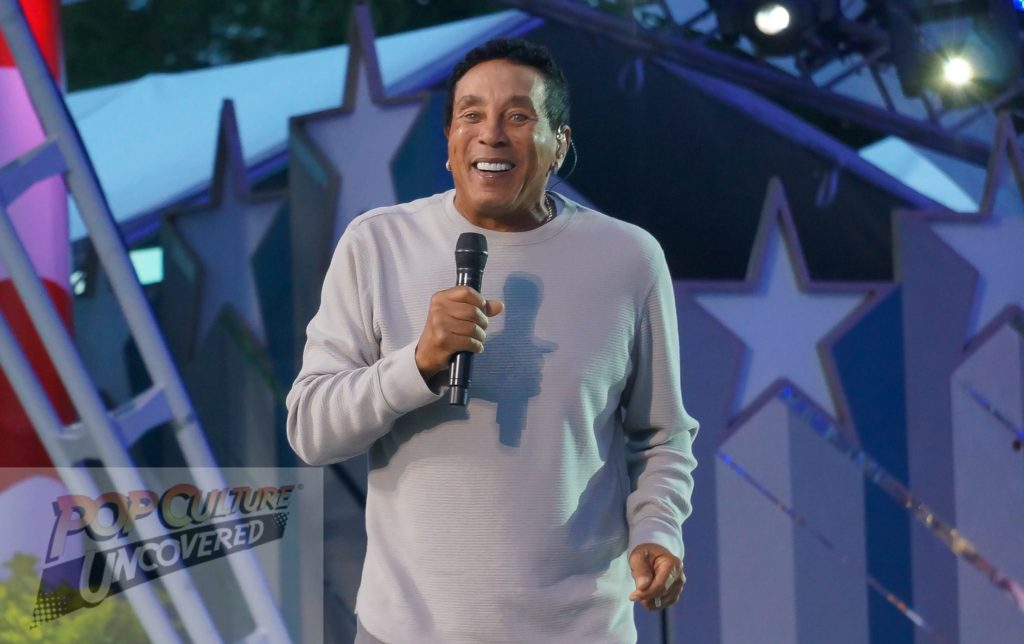 Smokey Robinson, Photo by Harry Crosland