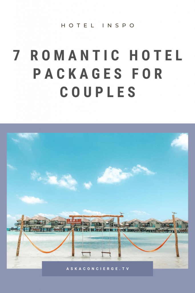romantic hotel packages for couples