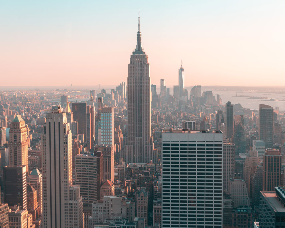 best us destinations to visit in March New York